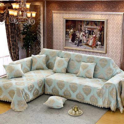 沙发罩 180*150 宝相花