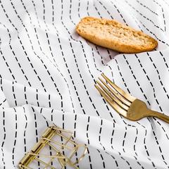 餐巾系列 38.5*58.5cm 虚线餐巾