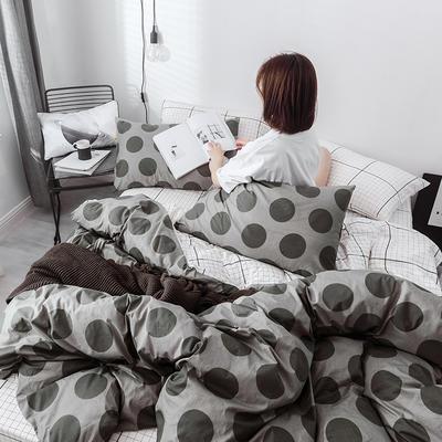 2019新品-星球系列全棉四件套 1.2m 床单款 宠爱