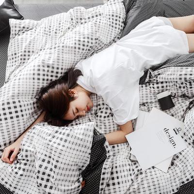 2019新品-星球系列全棉四件套 1.2m 床单款 浮生