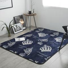 地毯地垫 (定制款) 45cm*75cm 门垫 皇室皇冠