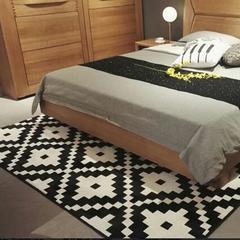 地毯地垫 (定制款) 45cm*75cm 门垫 大菱格