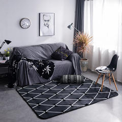 地毯地垫 (定制款) 45cm*75cm 门垫 MR领结