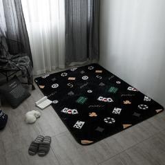 地毯地垫 (定制款) 190cm*300cm 大客厅垫 扑克