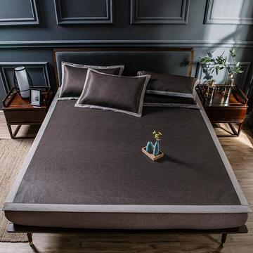 2020新款-高端养生冰藤席床单床笠款