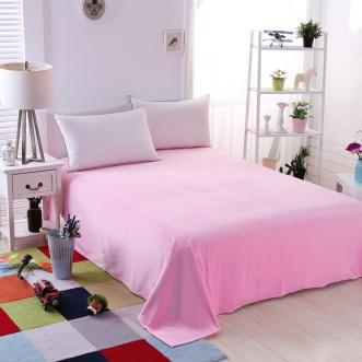 水晶绒新增花型 单床单
