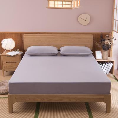 国家专利恒温冰丝凉席可水洗云母凉感空调席三件套床笠款床单款可定做尺寸软席 1.2*2米 条纹灰床笠款