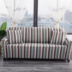 波斯棉万能沙发套 单人S码85~135范围 幻想世界