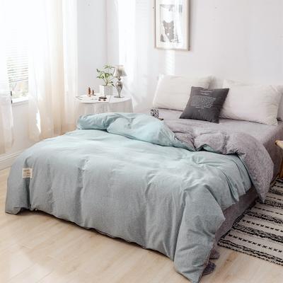 2019新款-全棉日式水洗棉系列(单被套) 150x200cm 弗杰