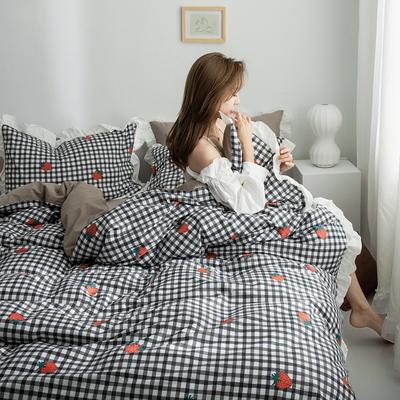 2019春夏新品 公主风全棉水洗棉系列 床裙款 1.2床裙 初恋