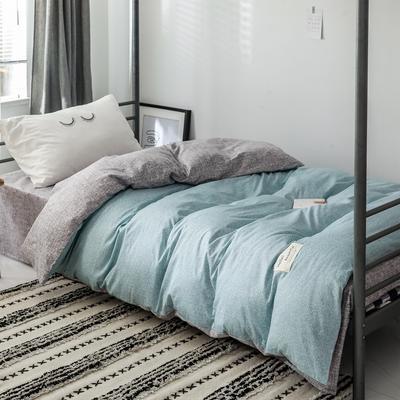 2019新款-全棉水洗棉(学生宿舍)单被套 单被套150x200cm 弗杰