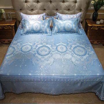 米亚家居 床笠床单冰丝席
