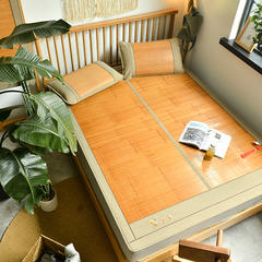 米亚家居 8.0中高端单竹席 180*200cm 碳化8.0(不含枕套)