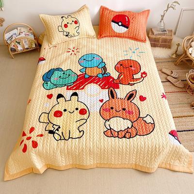 2019新款-寶寶絨床蓋 枕套單賣元一對 神奇寶貝