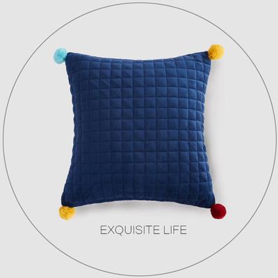 2019新款-輕奢抱枕含芯 50*35cm/含芯 033#