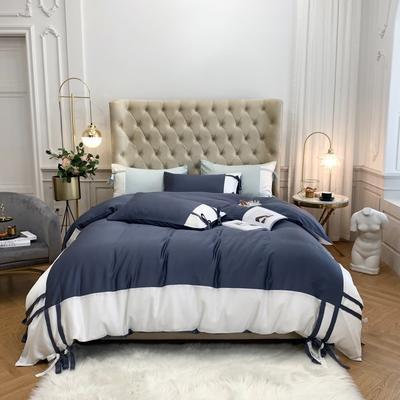 2020新款-60支天丝澜庭四件套 床单款1.8m(6英尺)床 澜