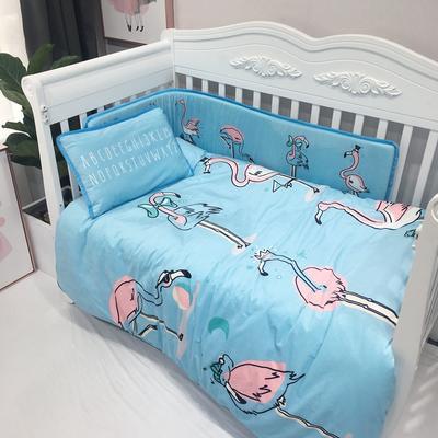 2018新款婴儿幼套件 1.2m(4英尺)床 思念