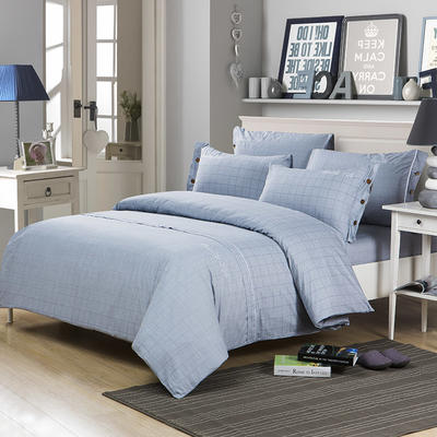印加绣系列四件套 标准1.5m-1.8m床 格调生活