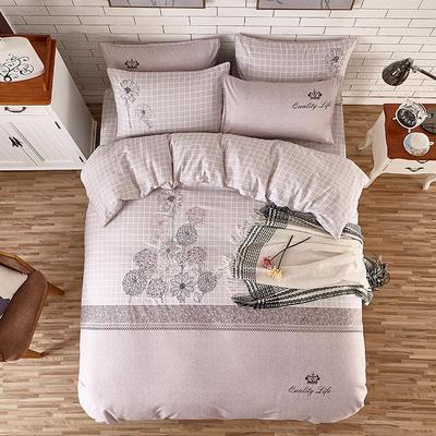 印加绣系列四件套 标准1.5m-1.8m床 品质生活
