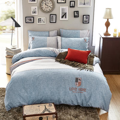 印加绣系列四件套 标准1.5m-1.8m床 时尚之家
