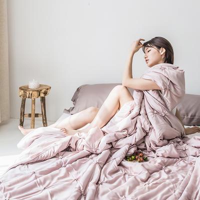 2019新款莫代尔夏被 150x200cm 苏紫