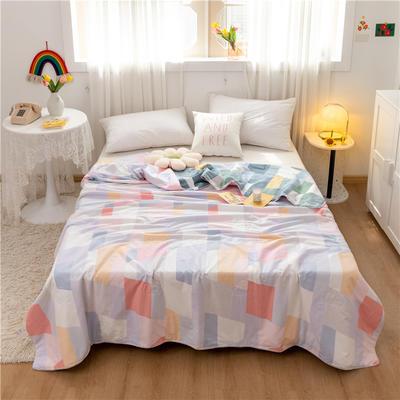 2021新款-13372新疆棉花3D棉夏被 200X230cm 贝克街