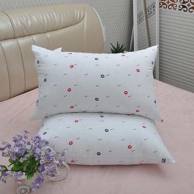 枕芯红唇枕头枕礼品枕头芯 可根据客户要求定制量大从优