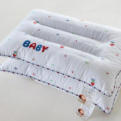 全棉枕芯 baby儿童决明子保健枕头枕芯(33*50) baby儿童决明子枕