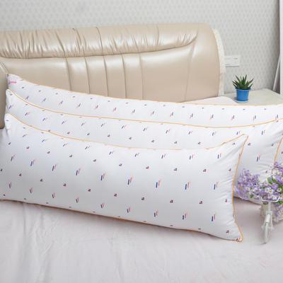 长枕芯磨毛双人枕长枕头 1.2 1.5 1.8米枕头芯 1.2米 加厚磨毛双人枕