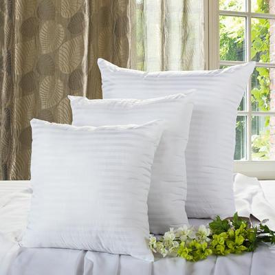特价枕芯交织棉抱枕芯40 45 50 55 60 65多种规格靠垫芯 70x70cm 交织棉抱枕芯