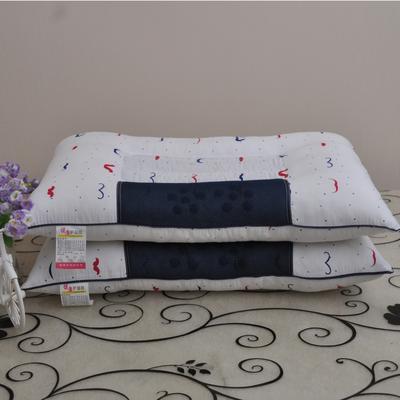 特价枕芯 半磁疗小胡子决明子定型保健枕头枕芯 48*74cm/只