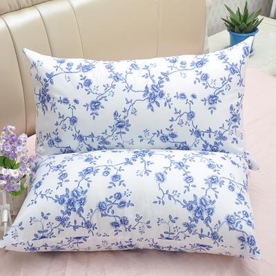 特价枕芯青花瓷枕头枕芯赠品枕礼品枕(45*72) 7元