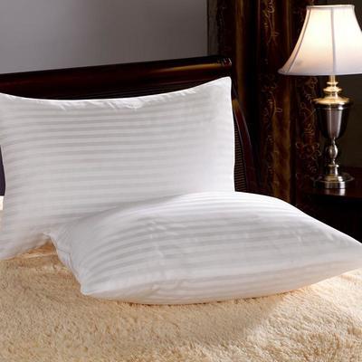 特价枕芯交织棉枕头礼品枕赠品枕芯(45*72) 40×68cm