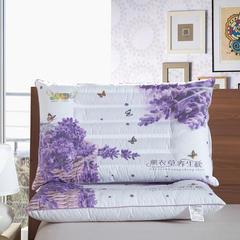 炫彩保健枕系列-3D炫彩枕系列(48*74) 炫彩薰衣草枕