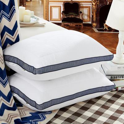 羽丝枕系列-奢华安睡枕(48*74) 奢华安睡枕