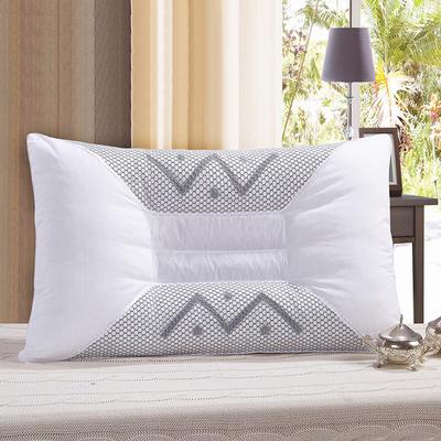 枕芯 W磁疗保健单人枕头芯(48*74) W磁疗枕