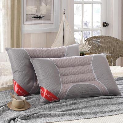 保健枕芯 磁性护颈理疗保健枕头枕芯单人(48*74) 磁性护颈理疗枕