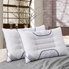 磨毛两边决明子磁疗保健单人枕头枕芯 磨毛决明子磁疗枕