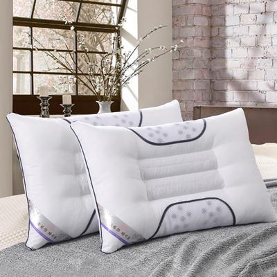 特价枕芯 磨毛两边决明子枕头磁疗保健单人枕头芯 磨毛决明子磁疗枕