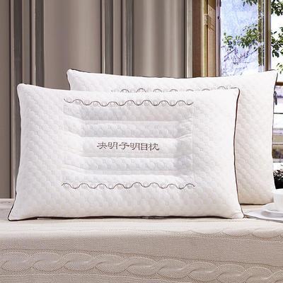 枕芯 水立方决明子明目保健枕头单人枕芯(48*74) 水立方决明子明目枕/个