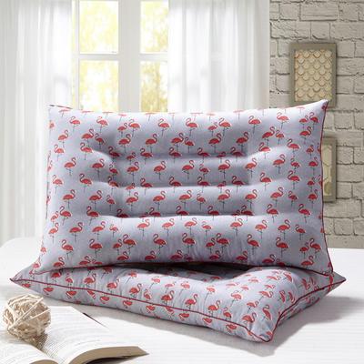 特价枕芯保健定型枕头火鸟定型枕头枕芯单人枕 火鸟定型枕