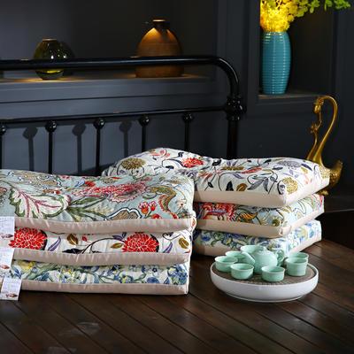 全棉老粗布全荞麦枕头枕芯 闭月羞花