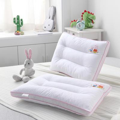 全棉枕芯 立体儿童水洗枕头40*60 小猪佩奇(40*60cm)/一个