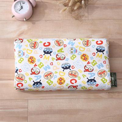 乳胶枕芯 儿童乳胶枕头 字母表情27*44*6/6.5/个