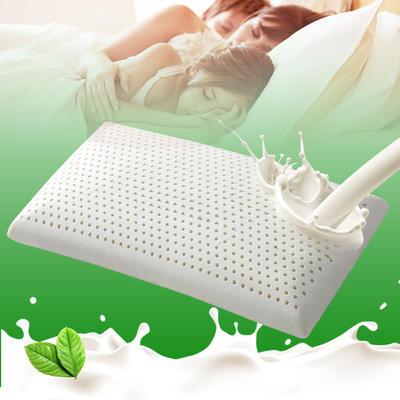 乳胶枕芯 面包乳胶枕头 面包乳胶枕70*40*14/个