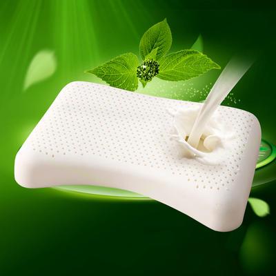 爆款枕芯 月牙乳胶枕头 月牙乳胶枕58*38*10/个