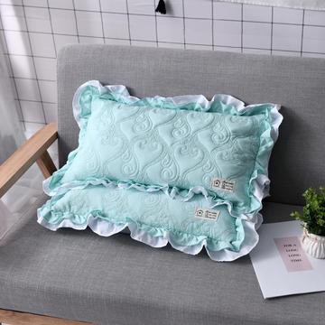 全荞麦枕芯 夹棉枕头水洗棉全荞麦枕头枕芯