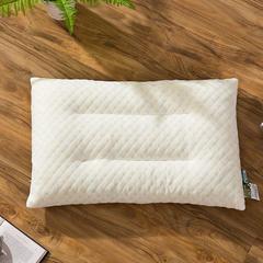 仁宇枕业   水立方定型碎乳胶枕头枕芯 大号44*70