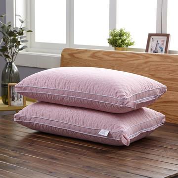 新款枕芯立体绗绣热熔水洗枕头枕芯