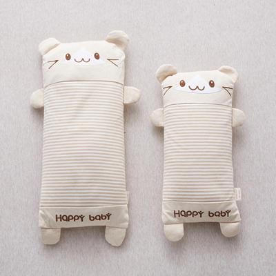 新款枕芯针织棉卡通全荞麦枕头枕芯 小熊30*50/个